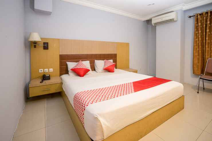 BEDROOM OYO 1088 Hotel Mega Sentosa