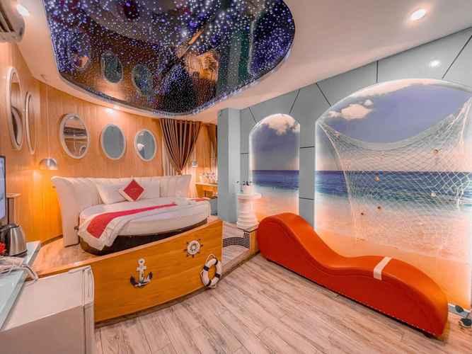 BEDROOM Khách sạn Tân Bình
