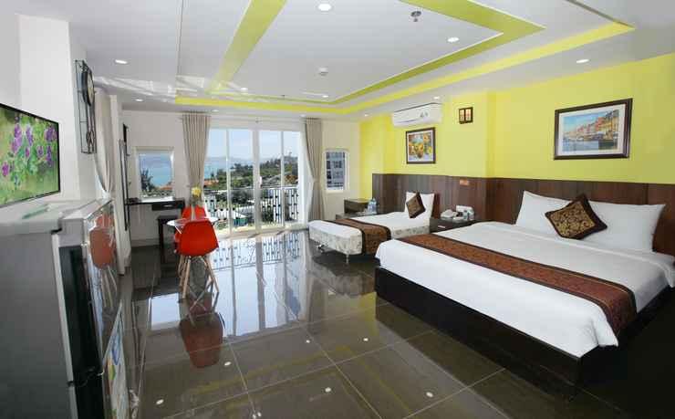 BEDROOM Khách sạn Melyna Nha Trang