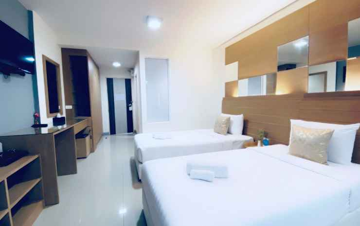 The Greenery Central Suites & Hotel  Chiang Mai - Deluxe Twin Bed