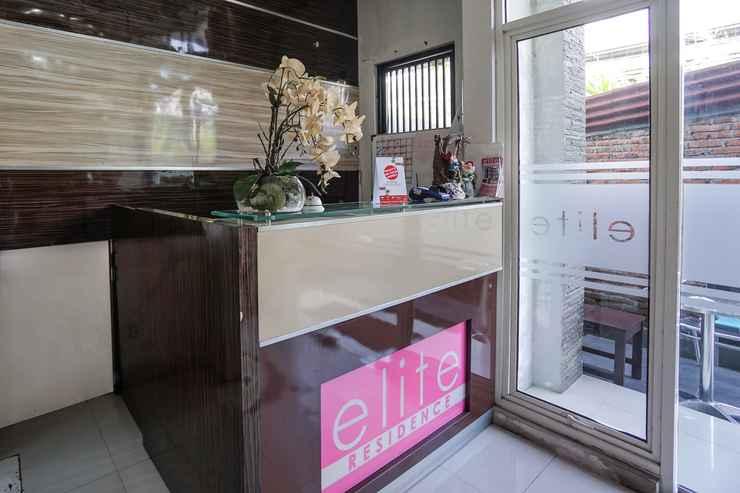 LOBBY OYO 1236 Elite Residence