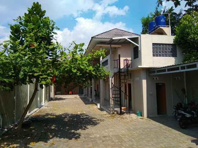 LOBBY Simply Rooms Yogyakarta