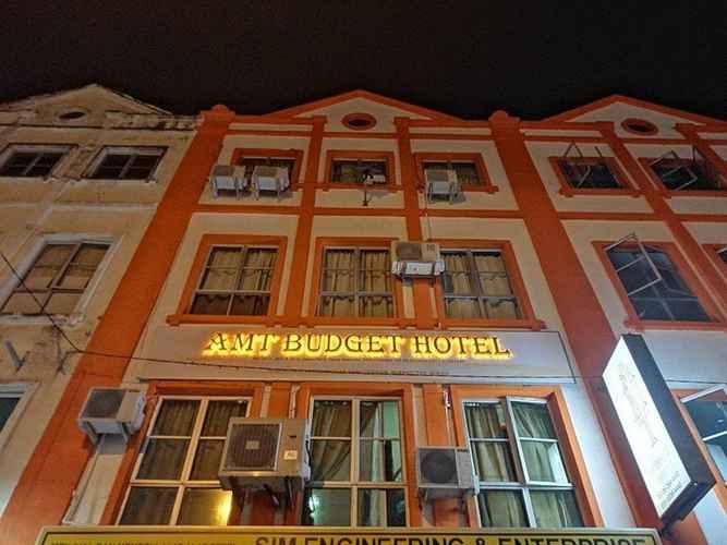 EXTERIOR_BUILDING AMT Budget Hotel Melaka