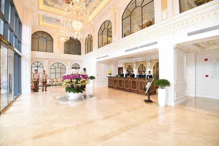 LOBBY Phu Cuong Hotel Ca Mau