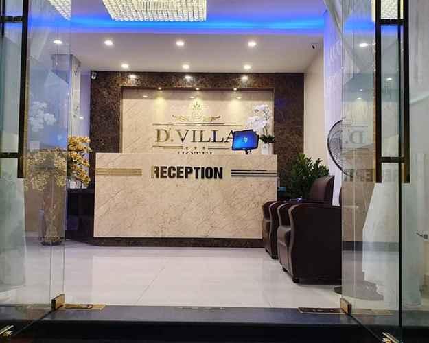 LOBBY D'Villa Hotel Van Khe