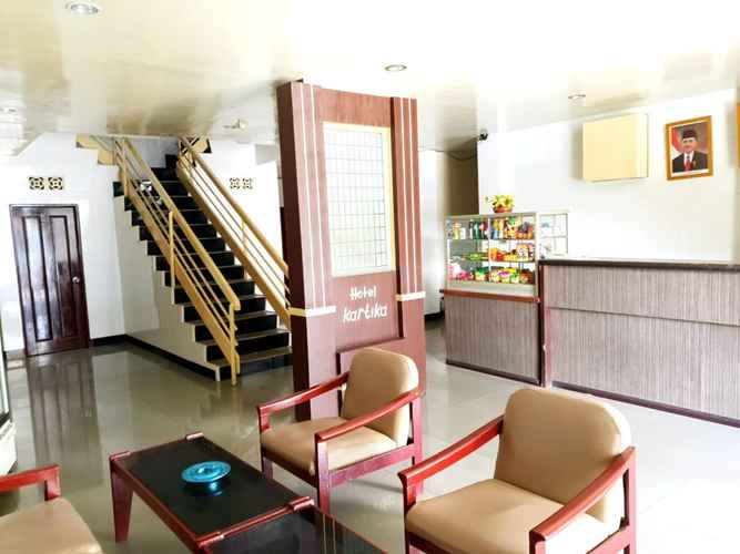 LOBBY Hotel Kartika Banjarmasin