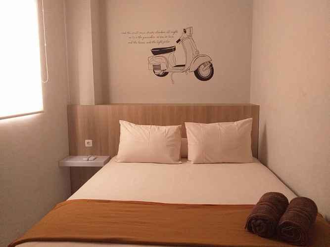 BEDROOM Hotel Alibaba