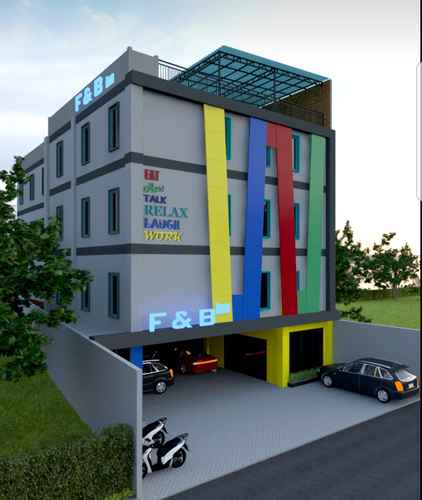 EXTERIOR_BUILDING F & B inn Sam Poo Kong Bandara Semarang