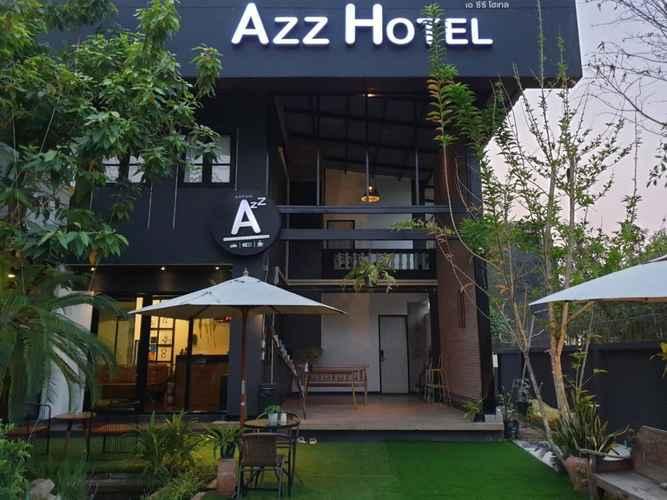 EXTERIOR_BUILDING Azz Hotel