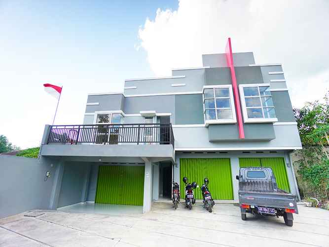 EXTERIOR_BUILDING OYO 1064 Manado Airport Residence
