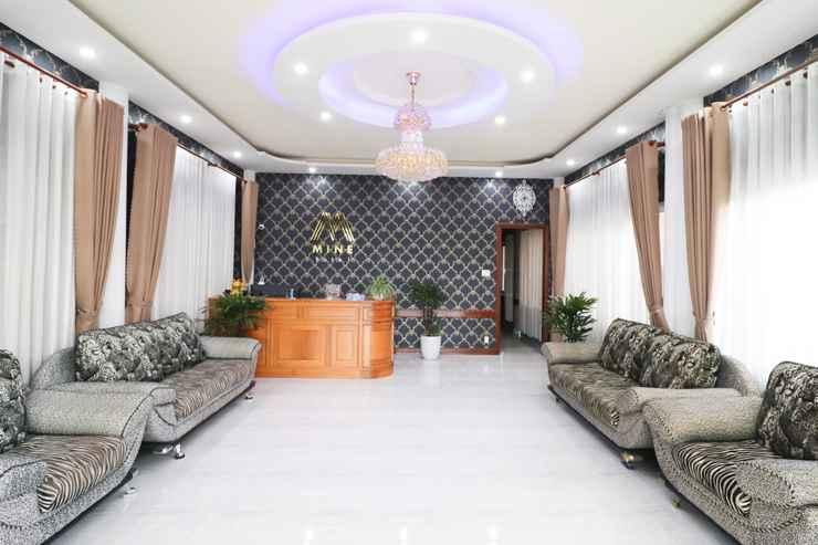 LOBBY Mine Hotel Dalat