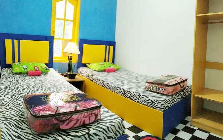 Sikembar Hostel Dieng Wonosobo -