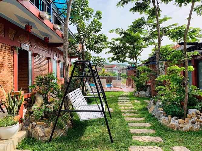 EXTERIOR_BUILDING Phong Nha Vu's Homestay