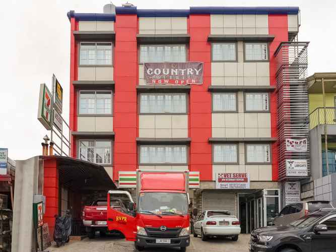 EXTERIOR_BUILDING OYO 240 Country Artist Hotel