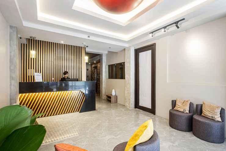 LOBBY OYO 241 Airo Hotel