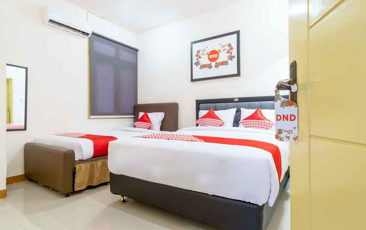 OYO 1249 Guest House 66 Medan - Suite Triple
