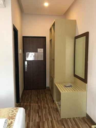 BEDROOM Kawana Hotel Padang