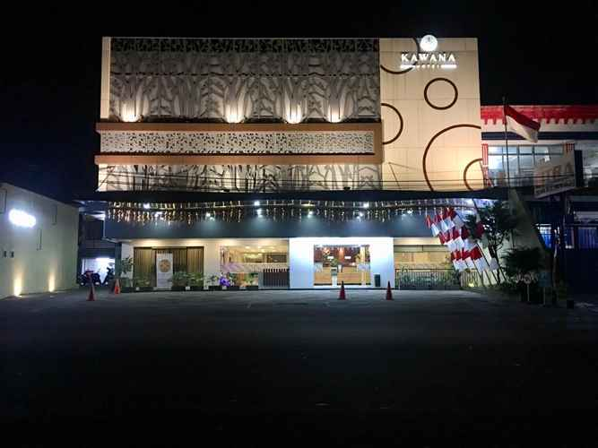 EXTERIOR_BUILDING Kawana Hotel Padang
