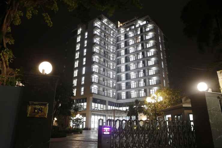 EXTERIOR_BUILDING Ciao SaiGon Airport Hotel & Apartment