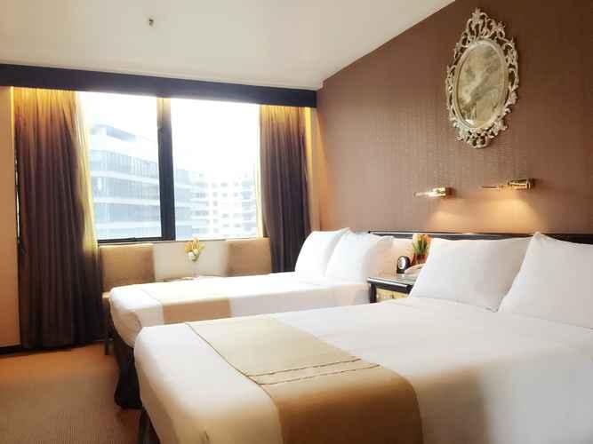 BEDROOM Best Western Plus Hotel Kowloon