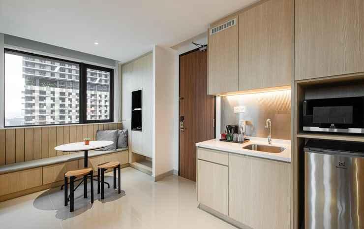Komune Living Kuala Lumpur - Dreamer One Plus - Room Only