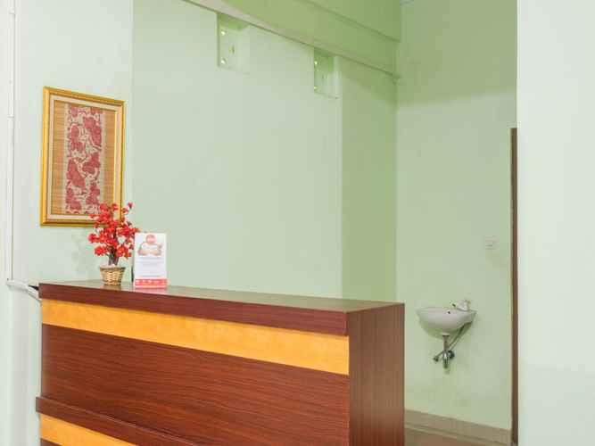LOBBY OYO 1419 Rhona Guest House Syariah Near RSUD Kota Yogyakarta