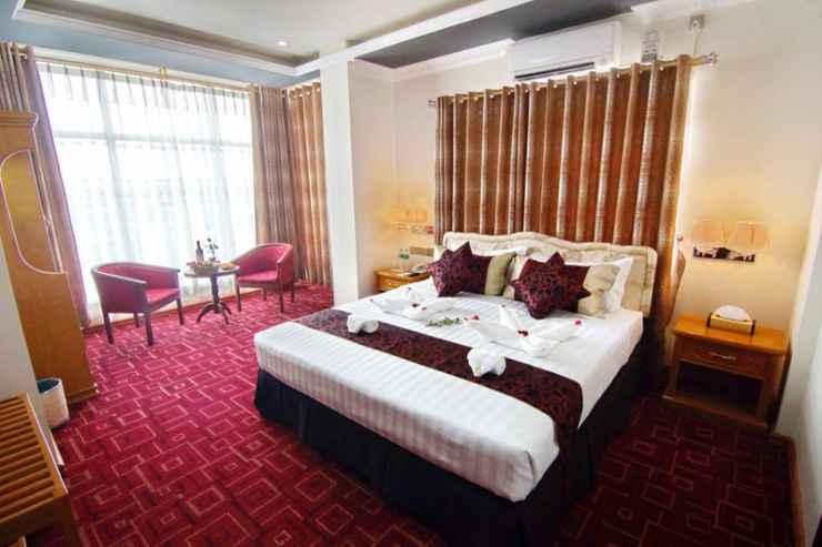 BEDROOM Myat Nan Yone Hotel (MNY)