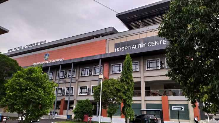 Unp Hotel Convention Center In North Padang Padang West Sumatra