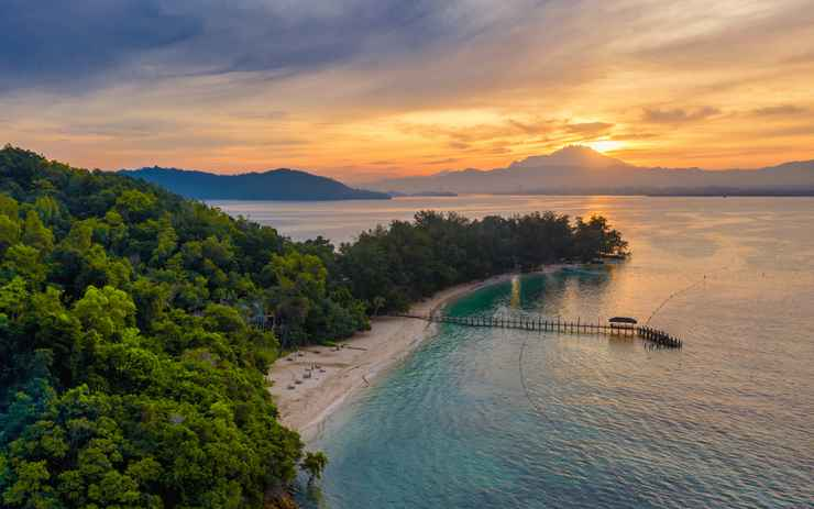 EXTERIOR_BUILDING Sutera Sanctuary Lodges at Manukan Island