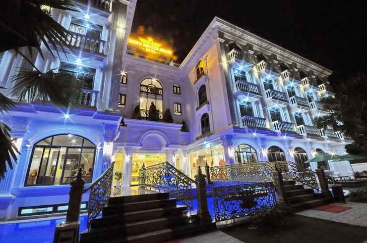 EXTERIOR_BUILDING Crown Nguyen Hoang Hotel