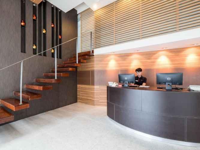 LOBBY Sacha's Hotel UNO