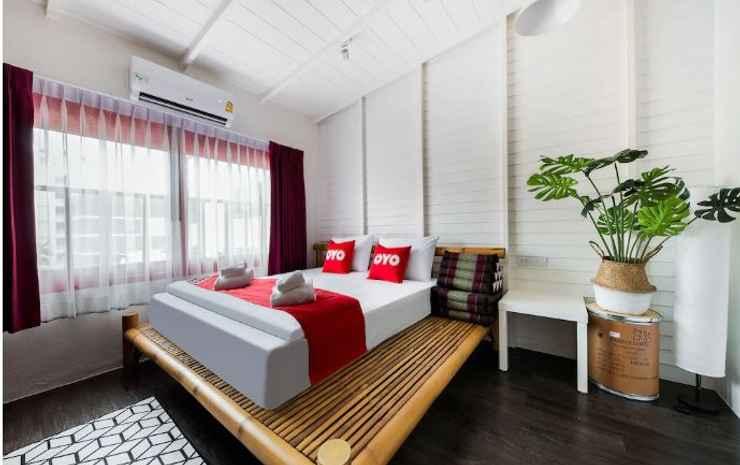 Chaba Poshtel Bangkok - Deluxe Double Room