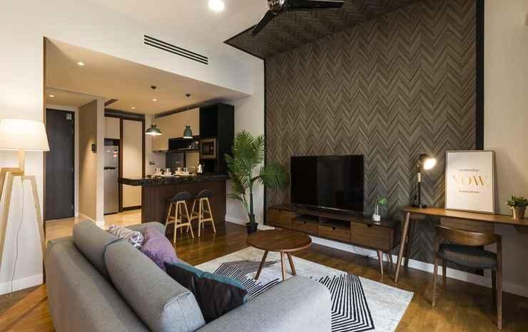 Anggun Luxury Suite @ KLCC Kuala Lumpur -