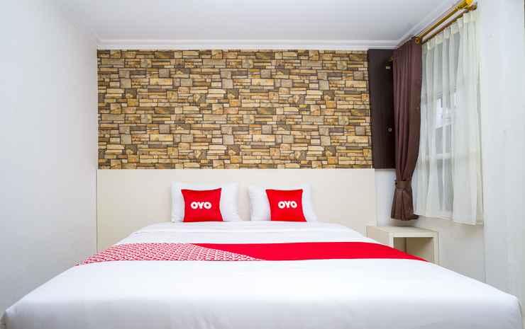 OYO 1411 Djakarta Hotel Syariah Samarinda - Deluxe Double