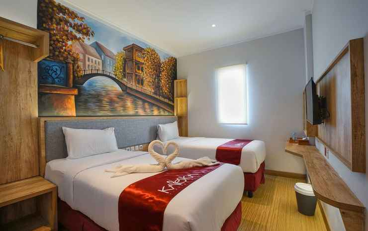 Kaloka Airport Hotel Sumbawa - Superior Room Room Only (Free Airport Shuttle)