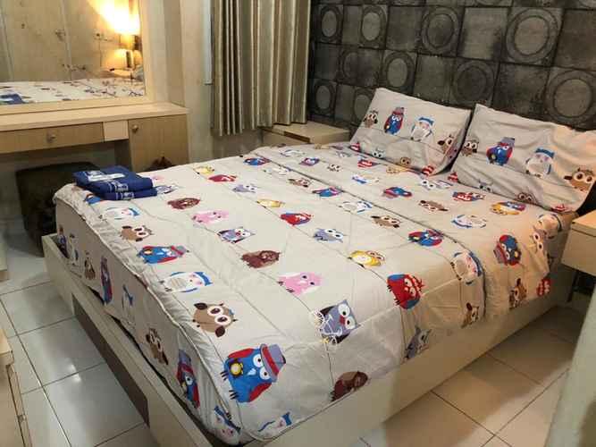 BEDROOM Double Room My Piman Aeropolis