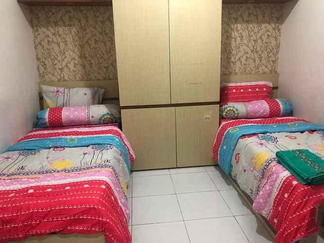 BEDROOM Twin Room My Piman Aeropolis