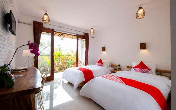 OYO 1493 Surya Villa Lombok - Deluxe Twin Room