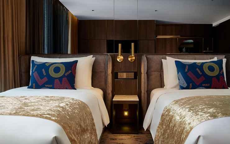 WOLO Kuala Lumpur Kuala Lumpur - GOLD Twin with window - Room Only