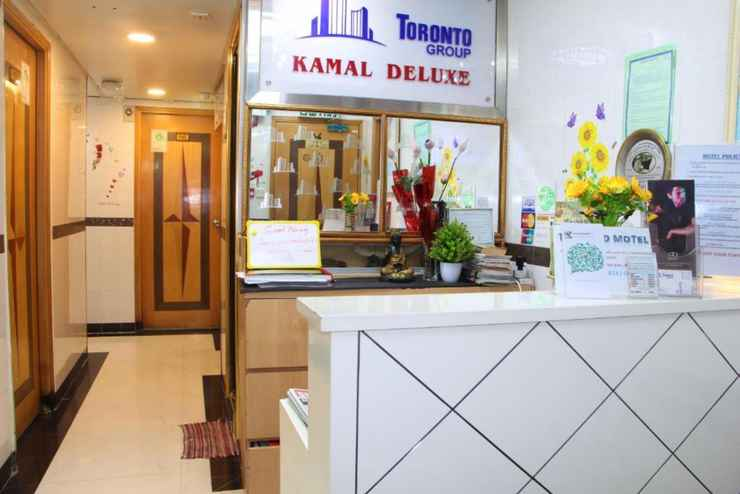 LOBBY Kamal Deluxe (Managed by Toronto Motel)