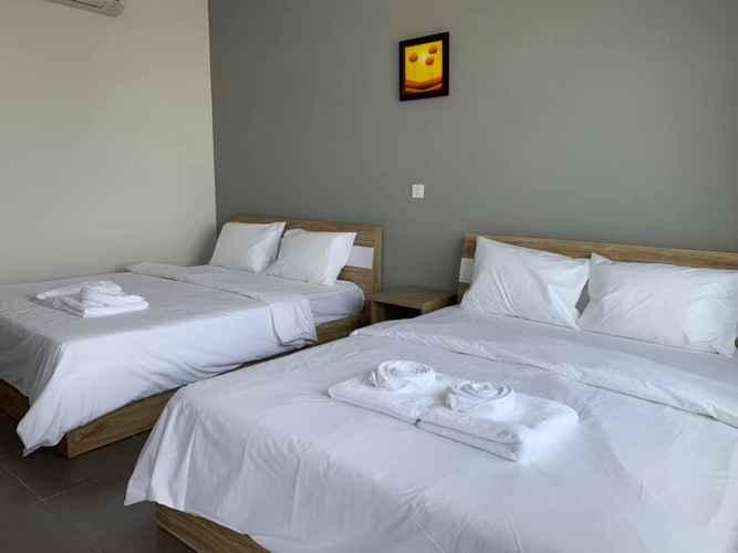 BEDROOM P'House Hotel