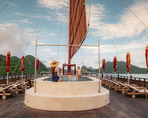 SWIMMING_POOL Du Thuyền Heritage Line - Ginger Cruise