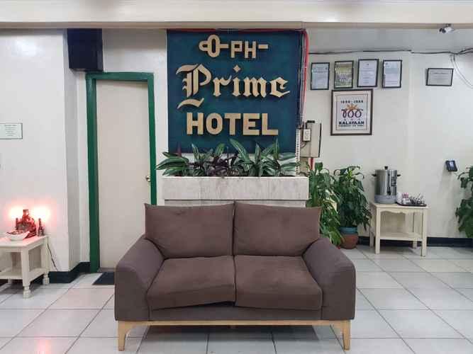 LOBBY Benguet Prime Hotel