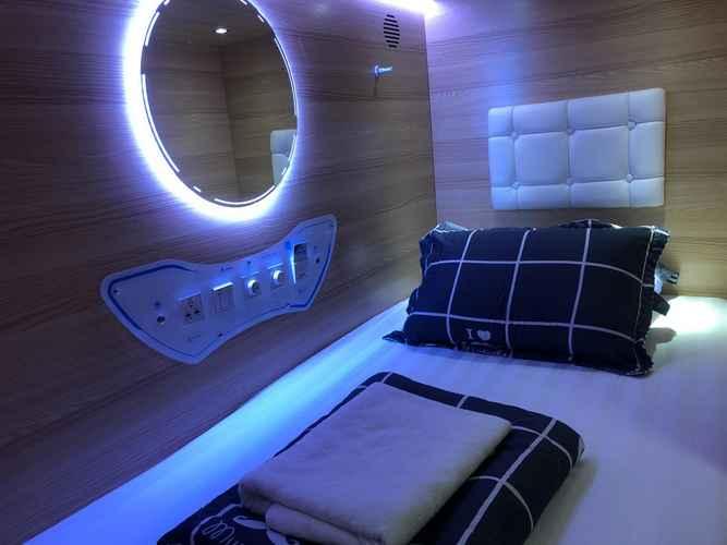 BEDROOM CapsulePod@Aljunied