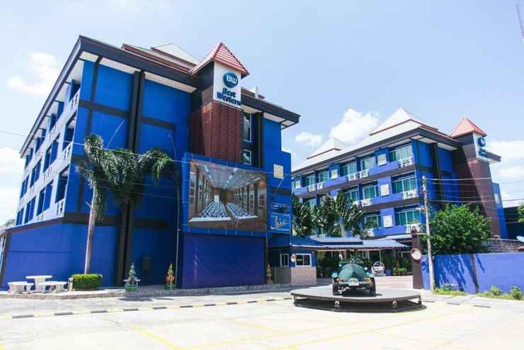 EXTERIOR_BUILDING Best Western Royal Buriram Hotel