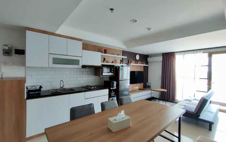 Tamansari Tera Residence Bandung - Exclusive 2 Bedroom Lt. 16 No. 01