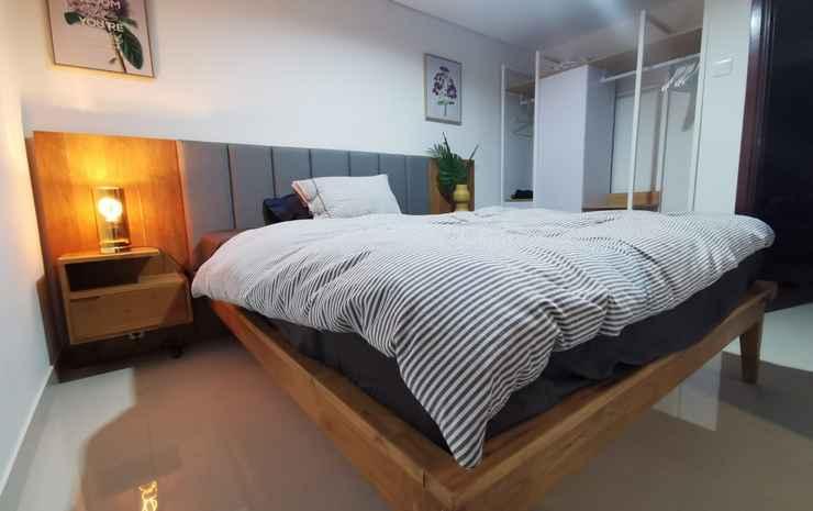 Tamansari Tera Residence Bandung - 1 Bedroom Lt. 17 No. 17 King Size Bed