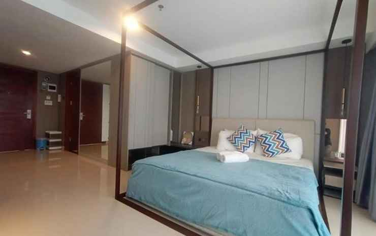 Tamansari Tera Residence Bandung - Studio Room 1915 King Size Bed