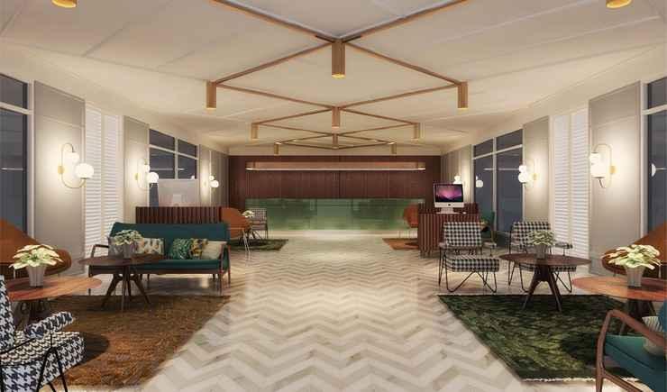 LOBBY ARON Hotel Purwokerto