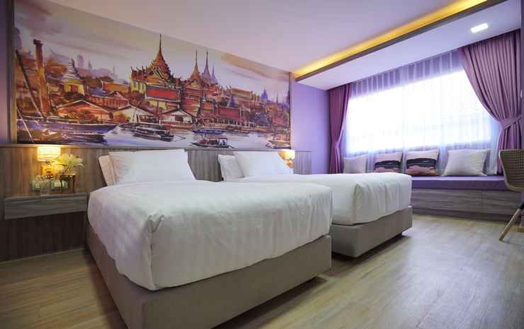 THE QUBE FIFTY HOTEL Bangkok - Twin Beds Room with breakfast